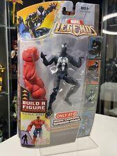 Marvel Legends Black Costume Spider-Man BAF Red Hulk Target Exclusive NIB