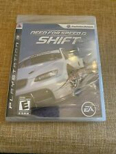 Need for Speed: Shift **NEW SEALED** (PlayStation 3, 2009)
