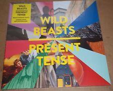 WILD BEASTS - Present Tense - Domino WIGLP279 SEALED