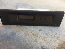 Subaru Justy MS Swift EA MA Display/ Bildschirm / UHR 8AD510