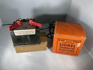 Lionel Train Master Transformer. #1044. 90 Watts. Original Box.