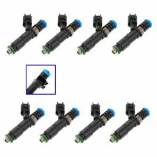 Port Fuel Injector Set of 8 For F150 F250 F350 Pickup Lincoln 5.4L V8