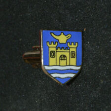 Vintage Lambourne's Dynevor School Swansea heraldic armorial cufflinks