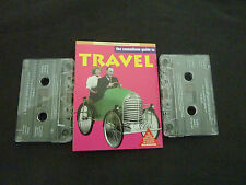 COMEDIANS GUIDE TO TRAVEL RARE DOUBLE CASSETTE TAPE! BILLY CONNOLLY BEN ELTON