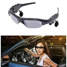 Wireless 4.1 Bluetooth Polarized Sunglasses w/ Headphones Mic iPhone Android