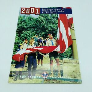 Official Girl Scout Catalog 2000-2001