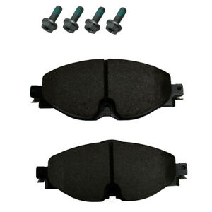 Disc Brake Pad Set-Mintex Front WD Express 520 17600 325