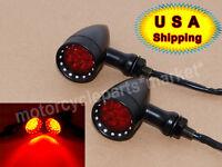 Ambe Blinker Flasher Indicator Turn Signal Lights For Yamaha Bolt XVS950 2014-18