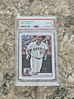 2020 Bowman Mike Trout #1 PSA 10 GEM MINT Los Angeles Angels