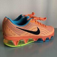 Nike Air Max Tailwind 6 Women's Running Shoes 621226 400 Size 8.5 Orange Blue