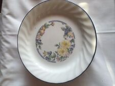 Corning Ware Corelle Orchard Rose Bread Plates Set of 12 Diameter 7 1/4""