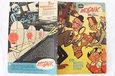 Mosaik von Hannes Hegen | Comic DDR | Digedags | Nr 39 Februar 1960 | Zust. Gut