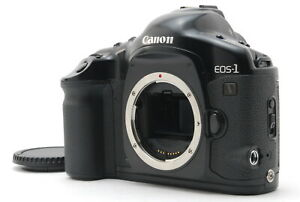 *NEAR MINT Count 128* CANON EOS 1V EOS-1V 35mm SLR Film Camera From Japan #FedEx