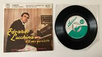 "RARE EP 7"" 1959 EDOARDO LUCCHINA E IL SUO QUINTETTO VAMOS DURIUM EPA 3177 OTTIMO"