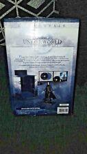 Underworld Quadrilogy 1-4 Blu-Ray Boxset and Selene Figure Collector Edition New