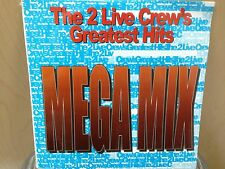 Greatest Hits Mega Mix, The 2 Live Crew FREE 12x12 POSTER w/ PURCHAS