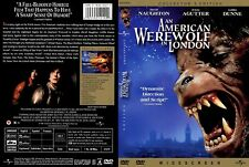 An American Werewolf In London Dvd Collector's Edition Universal Studios