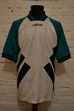 VINTAGE ADIDAS ORIGINAL FOOTBALL SHIRT SOCCER JERSEY 90S MENS L