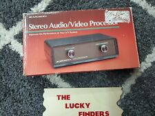 Stereo Audio/video Processor Radio Shack