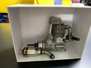 sc 52 Four Stroke Engine