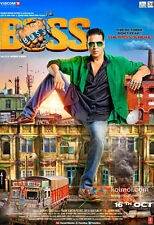 BOSS (2013) AKSHAY KUMAR, SHIV PANDIT, ADITI RAO HYDARI - BOLLYWOOD DVD