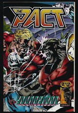 The pact vs. Youngblood us Image cómic vol.1 # 2/'94