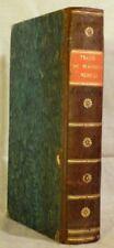 DREYSSIG TRAITÉ DIAGNOSTIC MEDICAL 1804 Première édition française médecine BE