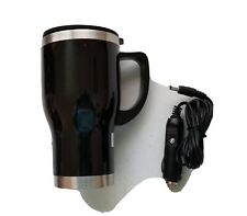 Stainless Steel Heated Travel Mug The Black Series By Shift BNIB