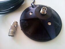 Embase Magnétique pour TNC +adaptateur SO239  neuve