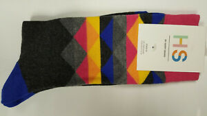 HAPPY Socks with Bold Designs - Choices! Buy 3+ get free shipping and discounts!