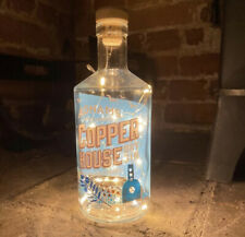 Adnams Cooperhouse Gin Lamp - Wedding Fairylights, Christmas Present