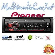 Autoradio Pioneer MVH-S210DAB 1din DAB/DAB+ Digital Radio USB Spotify iPhone And