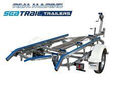 Brand New Seatrail 4.8m Skid Boat Trailer Braked (5.41M Oveeall Length)