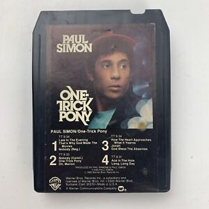 Paul Simon One Trick Pony (8-Track Tape)