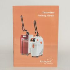 New listing Asclepion Laser Technologies TattooStar Q-Switched Training Fractional Manual
