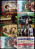 Fotobusta Ein Army Von 5 Herren Mesito Bud Spencer Tetsuro Tamba Coburn 4 R117