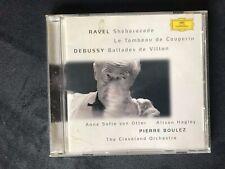 Ravel: Sheherazade; Le Tombeau de Couperin / Debussy: Ballades de Villon by Mau