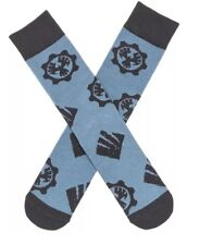 Gears Of War 3 4 Socks Limited Edition Loot Crate Gaming DX Exclusive BRAND NEW