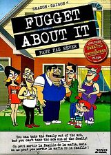 NEW SET  // FUGGET ABOUT IT // SEASON 1 COMPLETE - DVD // 5 HOURS