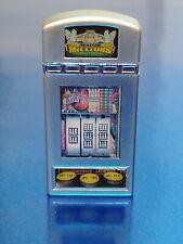 More details for casino slot machine jet flame cigarette lighter fruit machine windproof gas gwo