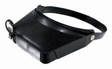 4.8x Head Visor Magnifying Glass Loupe Jeweler Headband Magnifier