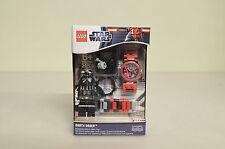 Lego Star Wars Darth Vader Armbanduhr mit Spielzeug
