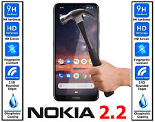 Genuine 100% TEMPERED GLASS Screen Protector Cover For Nokia 2.2