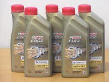 8,96€/l Castrol Edge Prof Titanium FST LL III 5W-30 5 x 1 Ltr VW 50400 50700