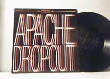 New listing APACHE DROPOUT LP self titled 2011 Family Vineyard   vinyl