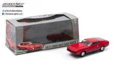 GREENLIGHT 86304 1:43 1971 FORD MUSTANG MACH 1 RED DIECAST TOY MODEL CAR BNIB