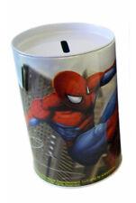 Spiderman Spardose - Kinderfreude beim sparen - Original Marvel Lizenz