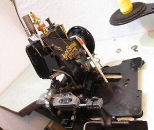 union special 43200 G single Needle Chain Stitch Bulldog Roping effect 1939 ERA