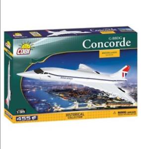 Concorde - COBI 1917 - passenger aircraft