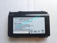 6Cell FPCBP176 FPCBP198 FPCBP175 Battery For Fujitsu LifeBook  A6220 AH550 E8420